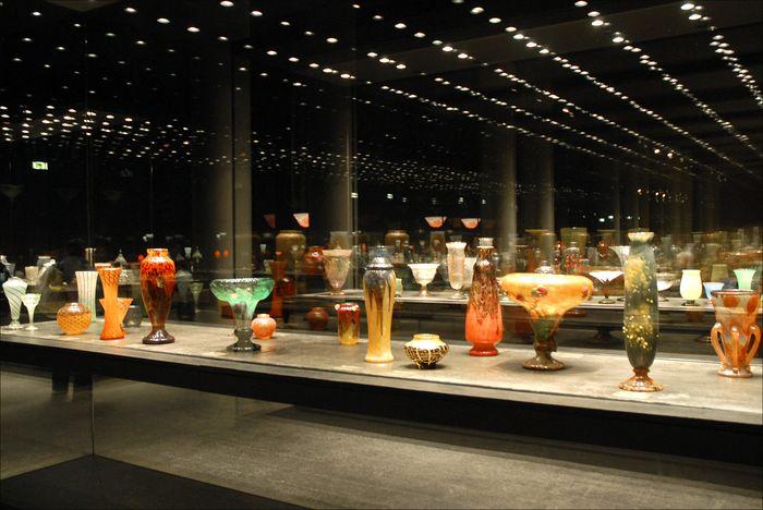 Collection Daum_Musées des beaux arts_Nancy